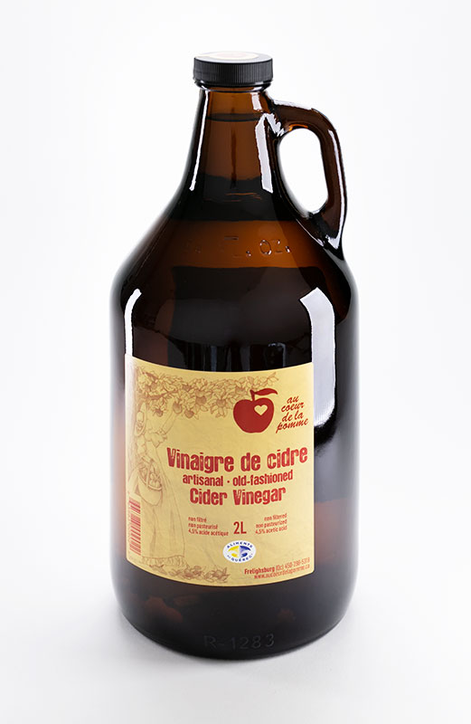 Au cœur de la pomme Old-fashion Vinegar 2L
